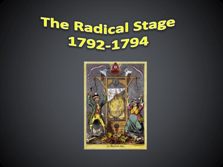 The Radic