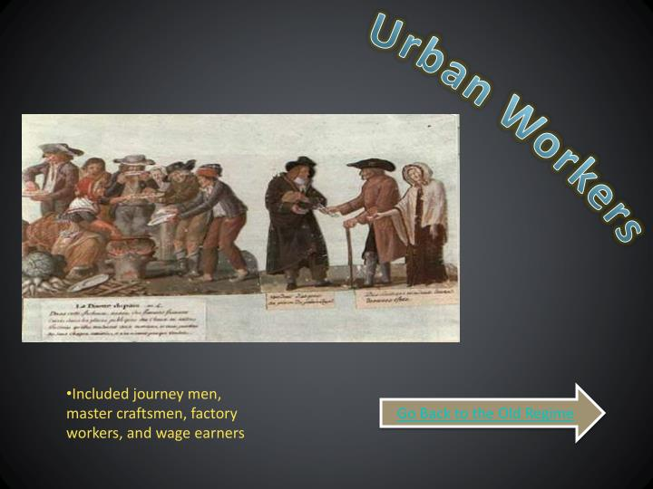 Urban Workers