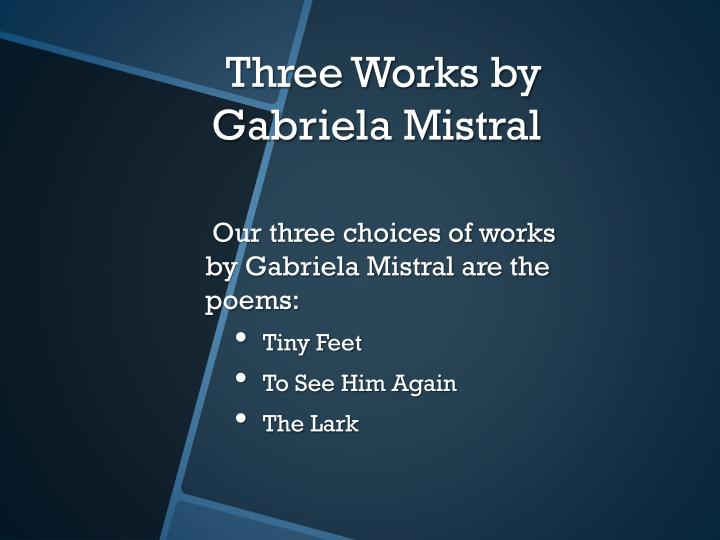 tiny paws by just gabriela mistral