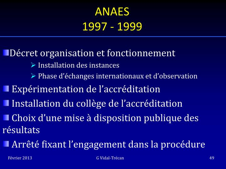 ANAES
