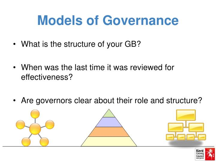 Models of Governance