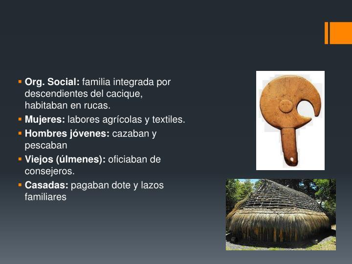 Org. Social: