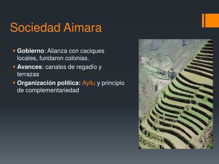Sociedad Aimara