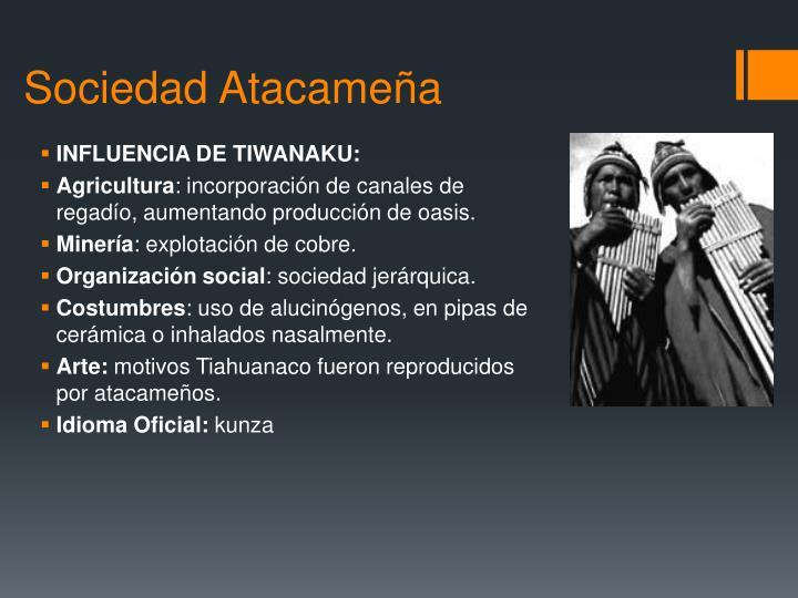 Sociedad Atacameña