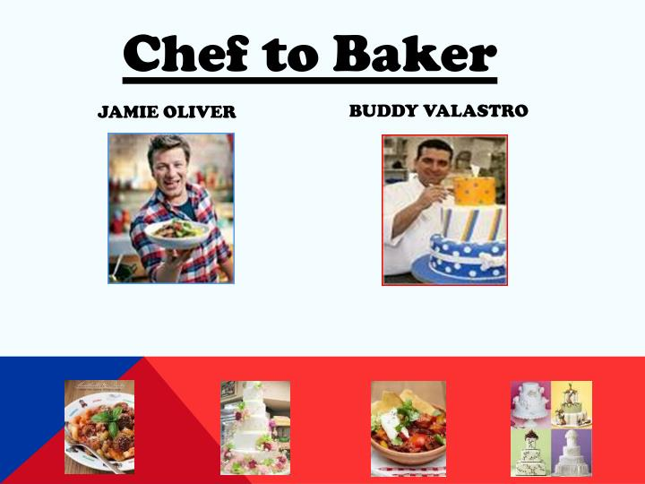 Chef to Baker
