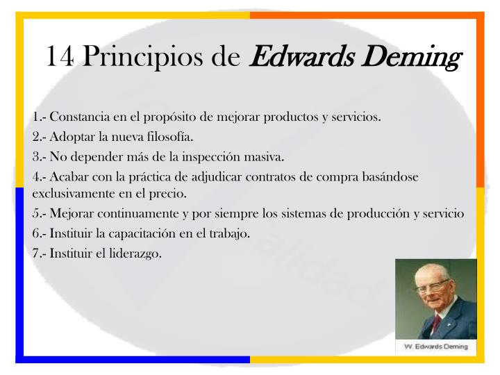 14 Principios de