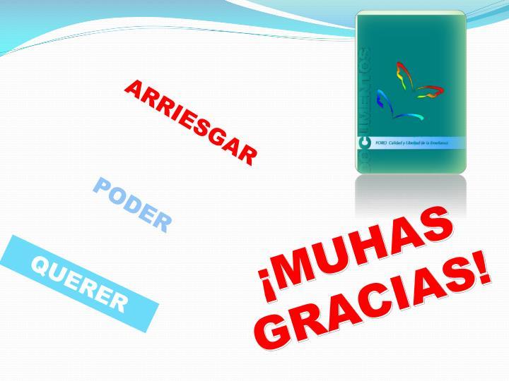 ARRIESGAR