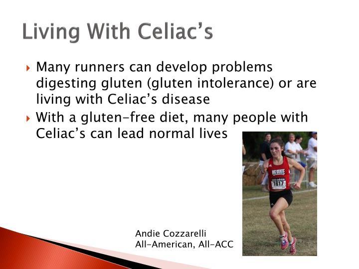 Living With Celiac's