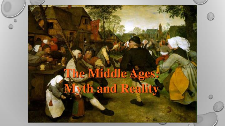 The Middle Ages: