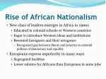 rise of afrikaner nationalism essay A good essay on pan-african movement support nationalism in africa - african nationalism after world nationalism in africa - african nationalism after world.