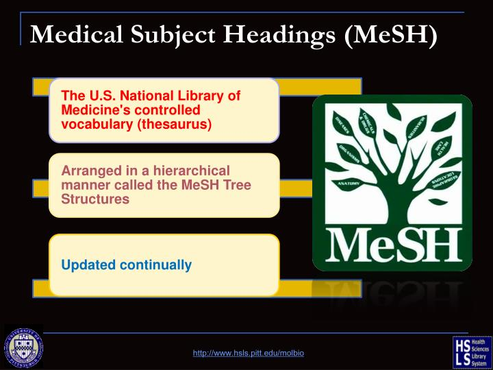 Medical Subject Headings (