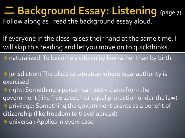 universal jurisdiction essay This essay aims to supply legal thinkers, practitioners, and deci- sionmakers with   international law of universal jurisdiction puts everyone everywhere 11.