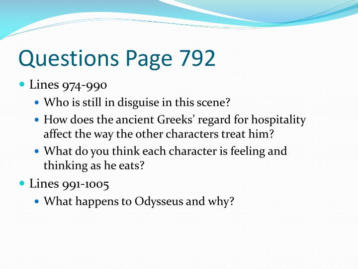 Questions Page 792
