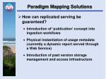 paradigm mapping solutions1