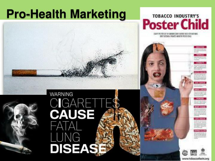 Pro-Health Marketing