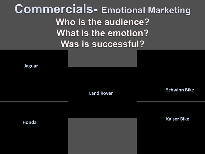 Commercials-