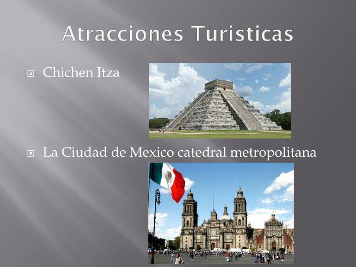 Atracciones Turisticas