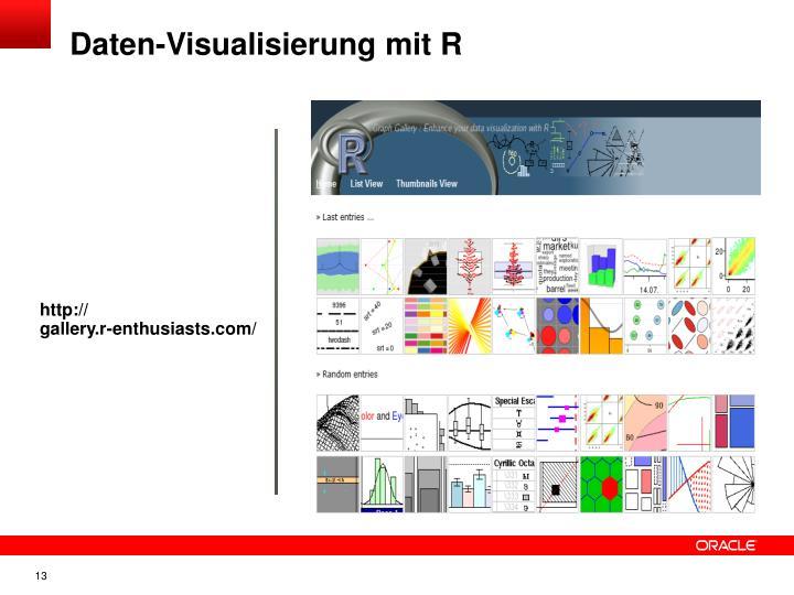 Daten-Visualisierung