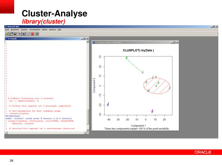 Cluster-Analyse
