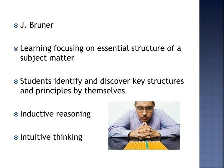 J. Bruner