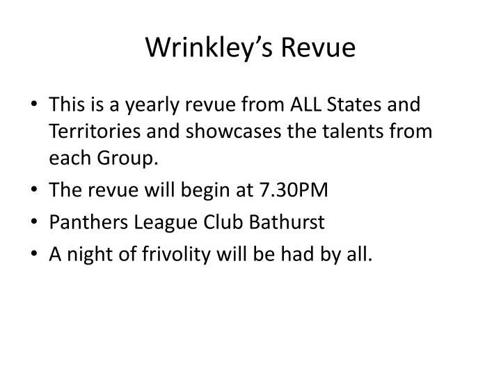 Wrinkley's