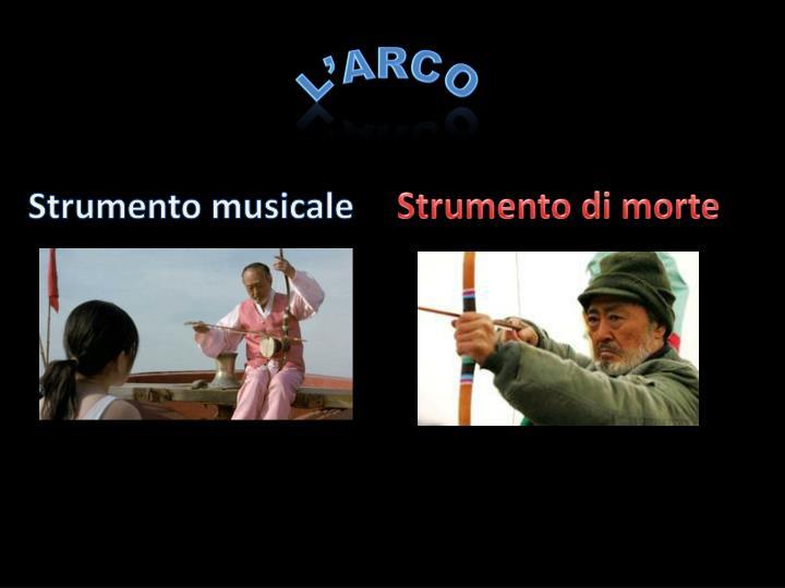 L'ARCO