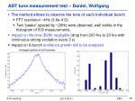 adt tune measurement test daniel wolfgang3
