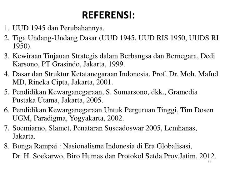 REFERENSI: