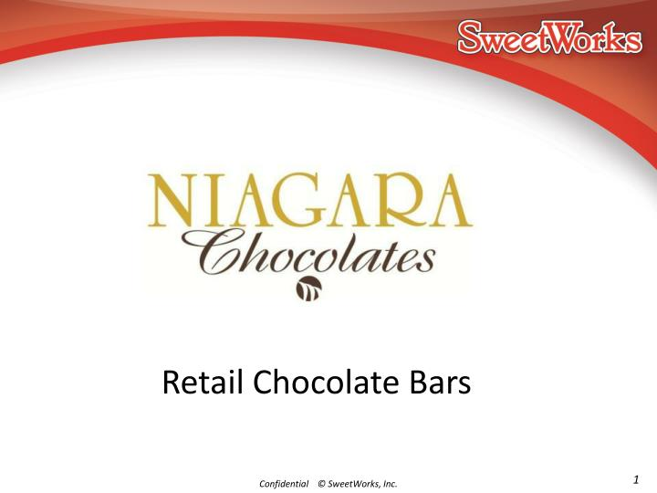 Retail Chocolate Bars