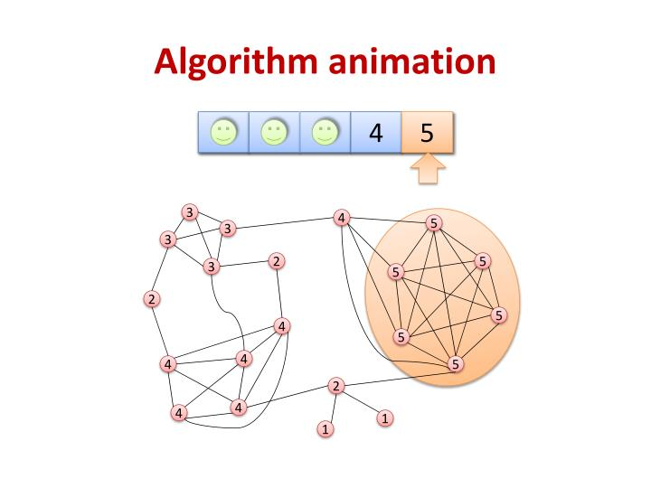 Algorithm animation