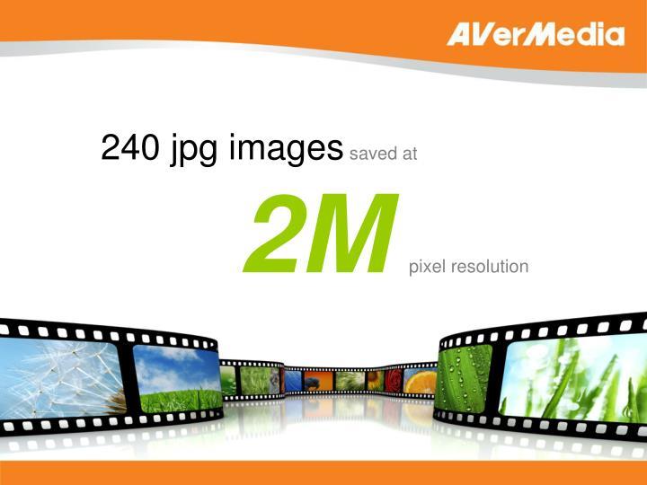 240 jpg images