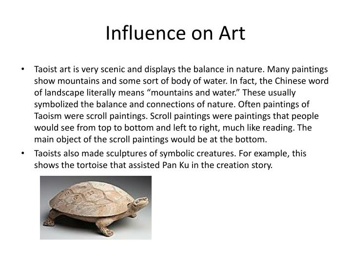 Influence on Art