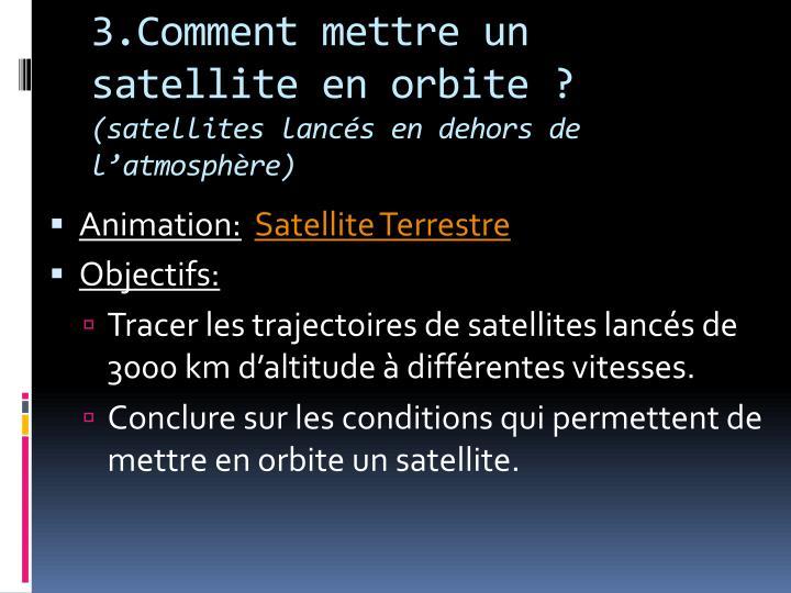 Ppt activit interaction gravitationnelle et satellites powerpoint present - Comment mettre dehors un locataire ...