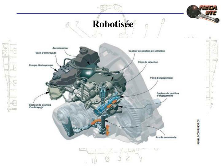 Robotisée