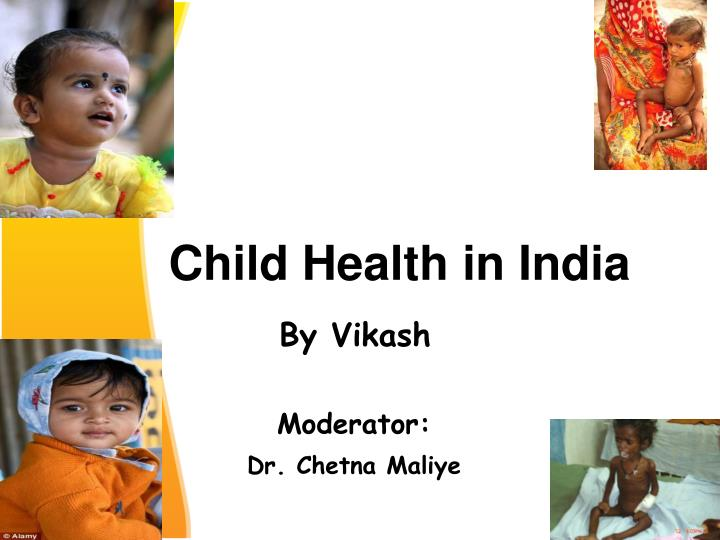 Child health in india