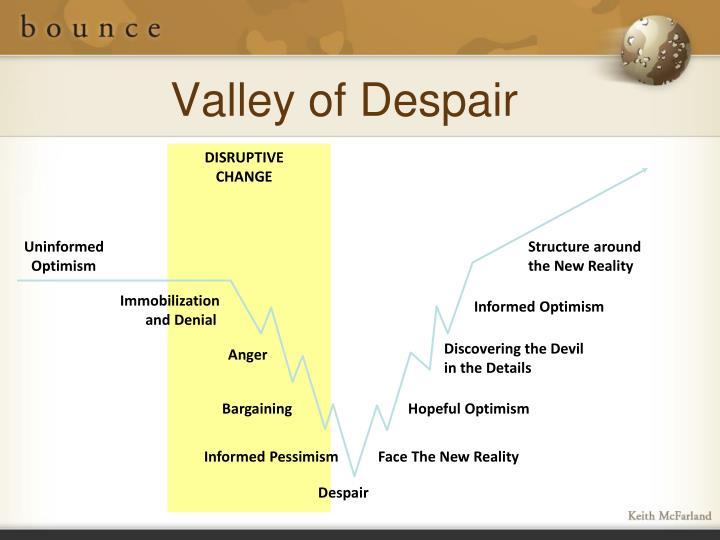 Valley of Despair