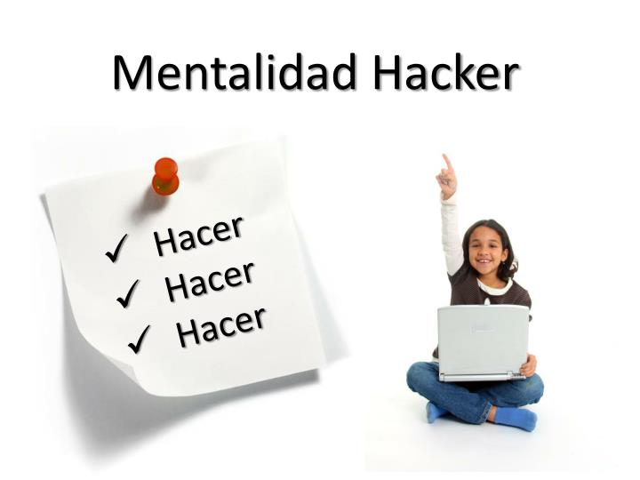 Mentalidad Hacker