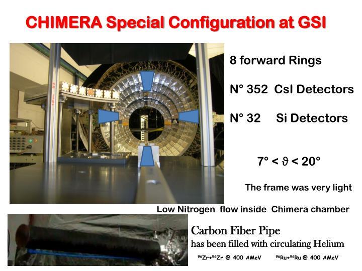 CHIMERA Special