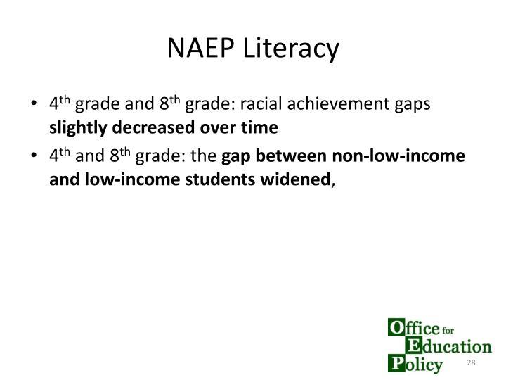 NAEP Literacy