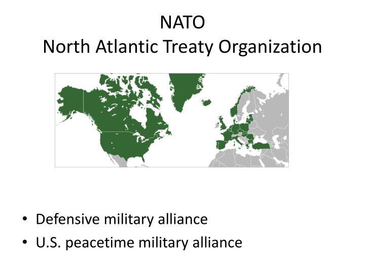 a history of the north atlantic treaty Essential documents, accompanied by previously unpublished essays by distinguished historians and political scientists, on the most important military alliance in the world today the most important military alliance in the world, nato shaped the geopolitical contours of the cold war and continues to structure the.