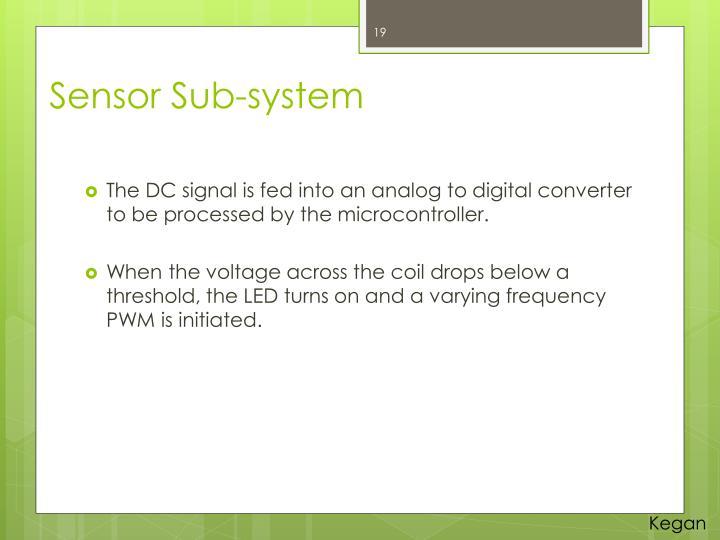 Sensor Sub-system