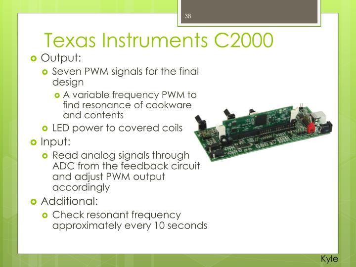 Texas Instruments C2000