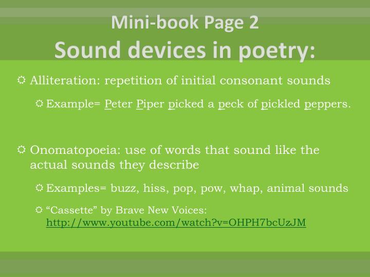 Mini-book Page 2