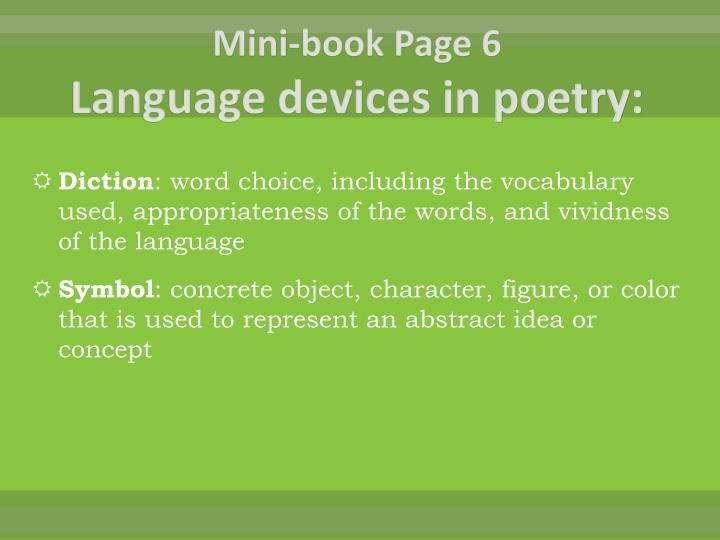 Mini-book Page 6