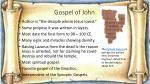 gospel of john1