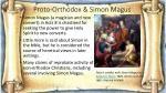 proto orthodox simon magus