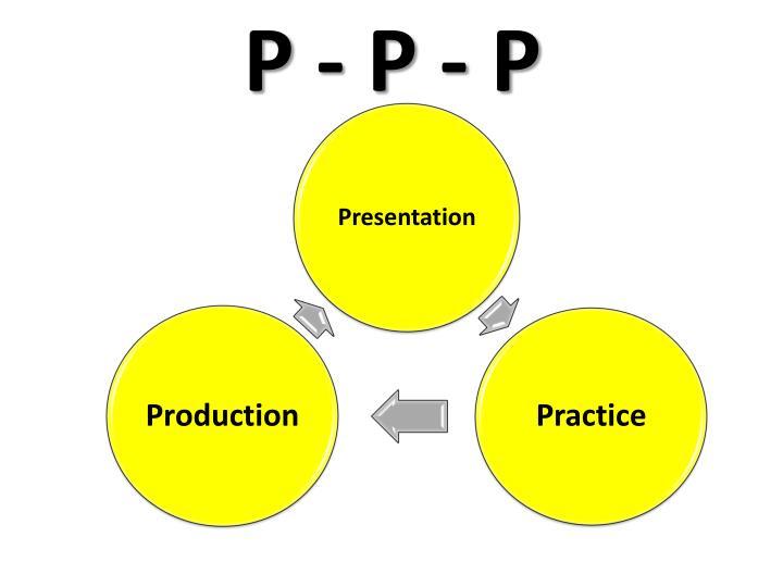 P - P - P