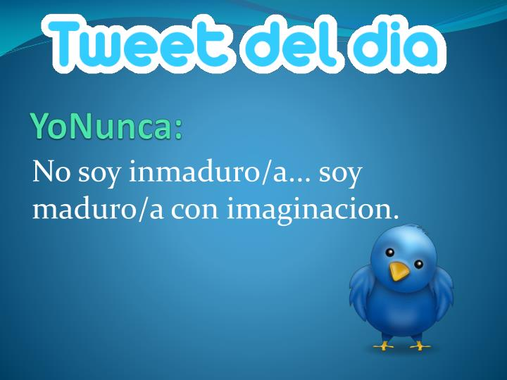 YoNunca
