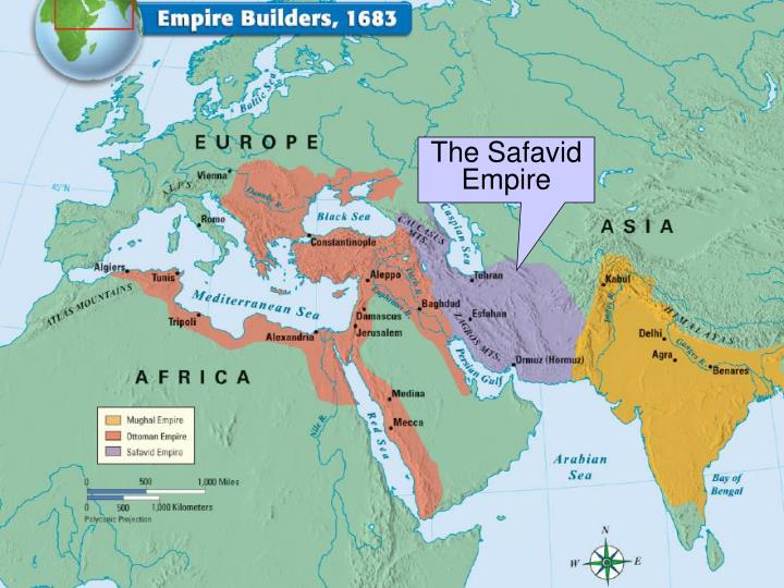 PPT - Ch. 28: Islamic Empires of the Early Modern Era ...