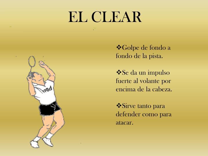 EL CLEAR